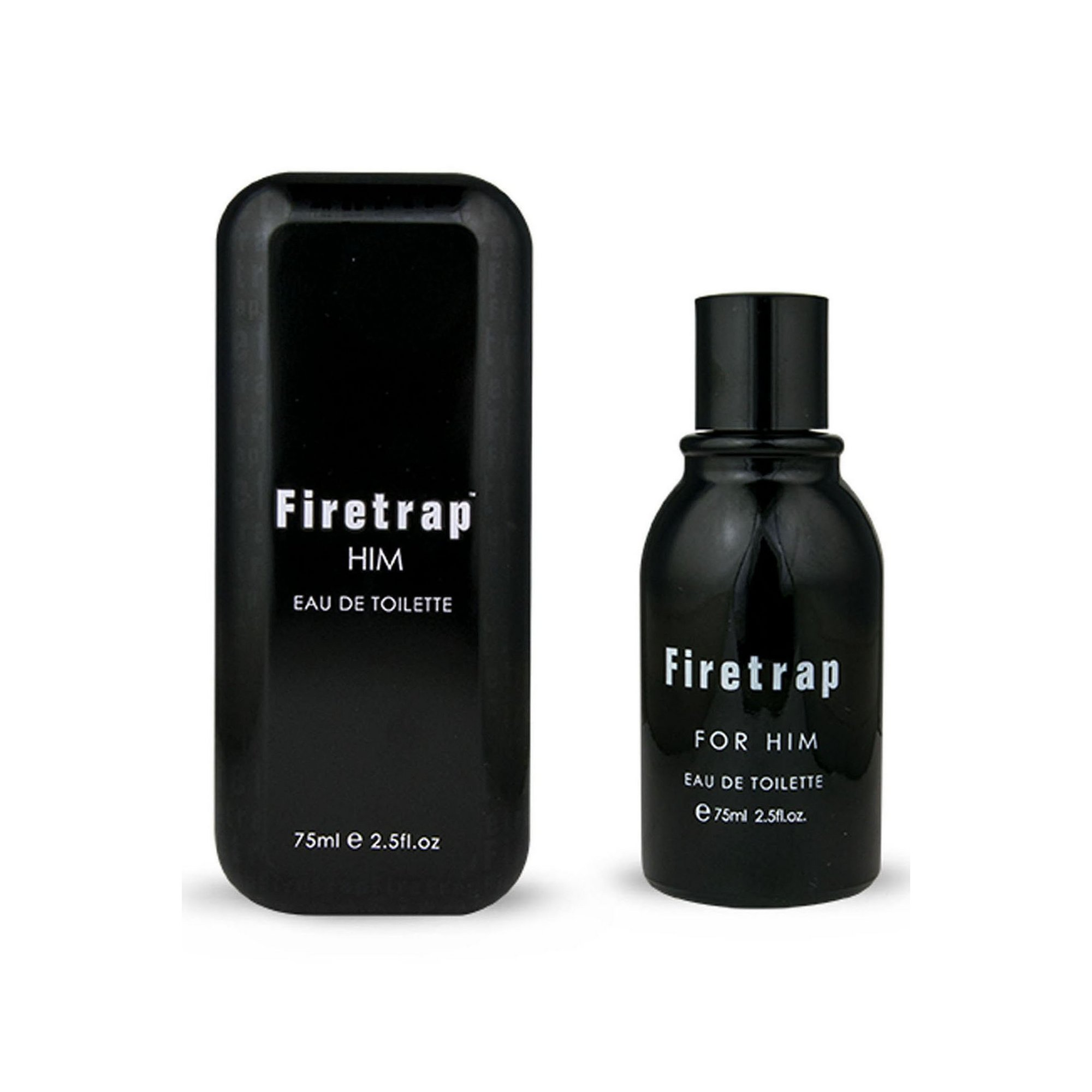 Image of Firetrap 75ml Tin for Him EDT