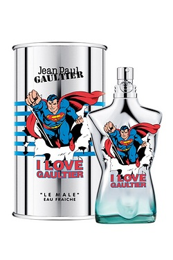 Jean Paul Gaultier Le Male Eau Fraiche Superman