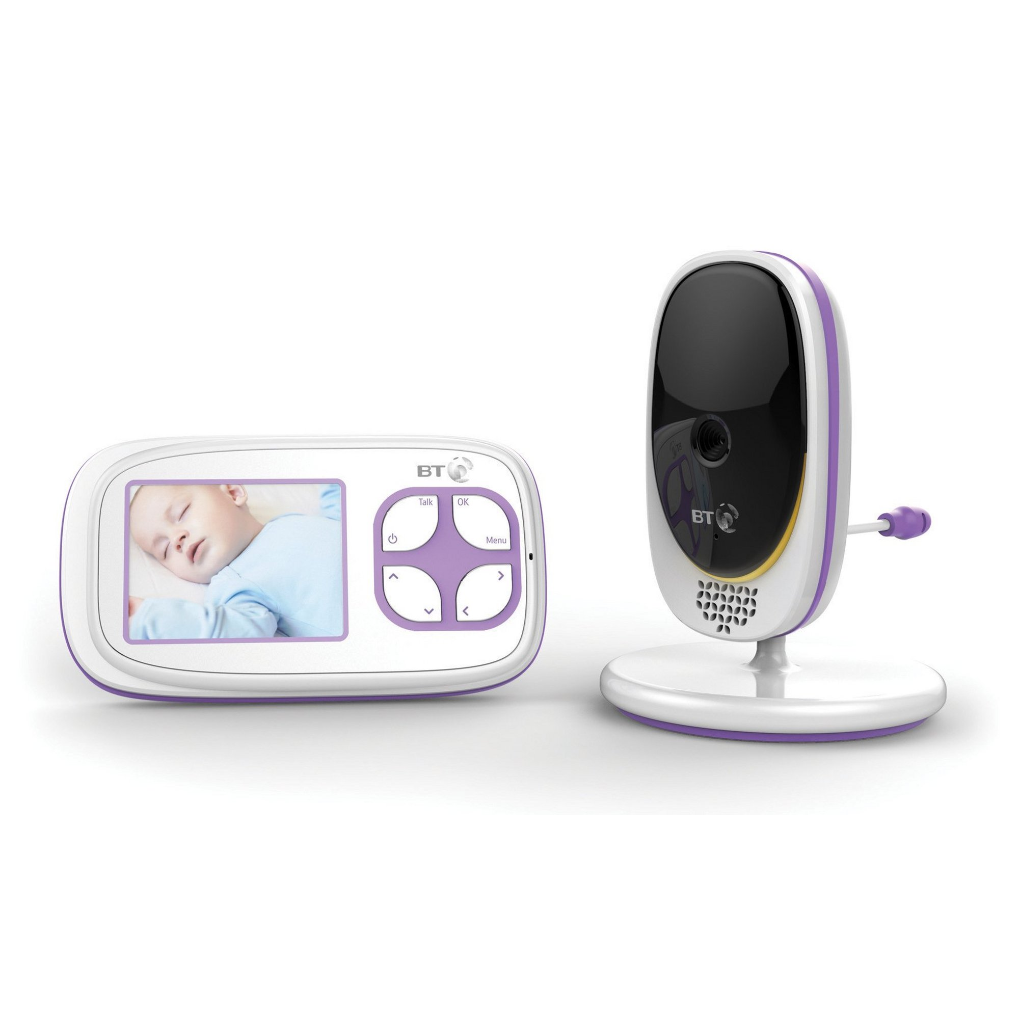 Image of BT Video Baby Monitor 3000