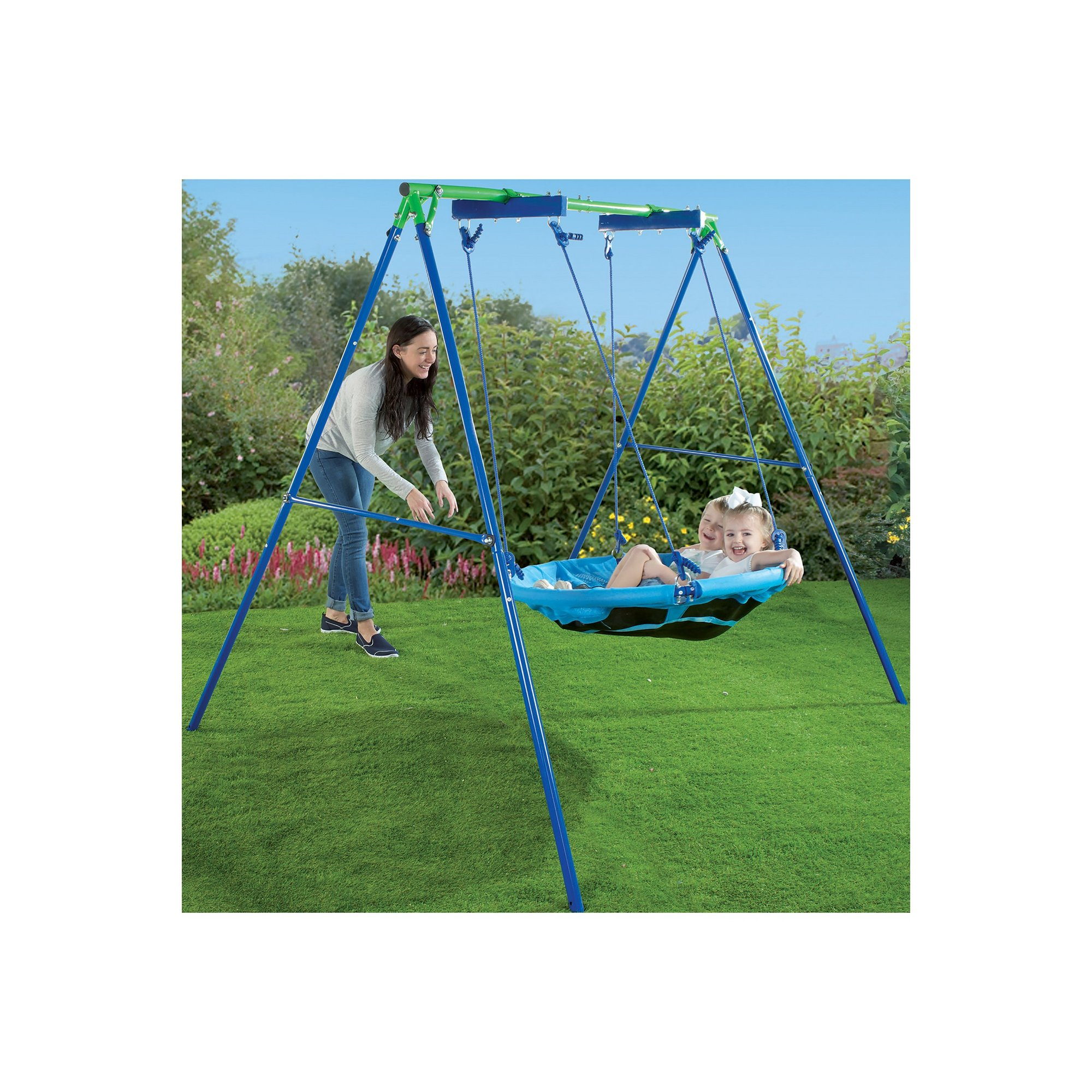 Image of Saucer Swing