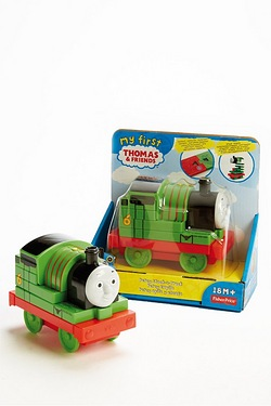 Thomas and Friends My First Stack A Track - Percy