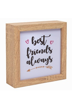 Best Friend Always Light Up Box