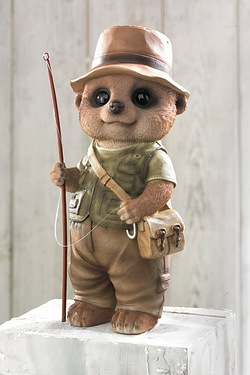 Meerkat Collectables - Fisherman
