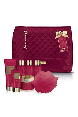 Baylis and Harding Midnight Fig Weekend Bag Gift Set