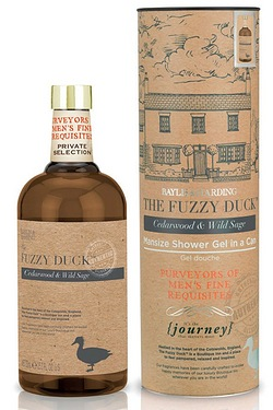 Baylis and Harding Fuzzy Duck Man Size Shower gel