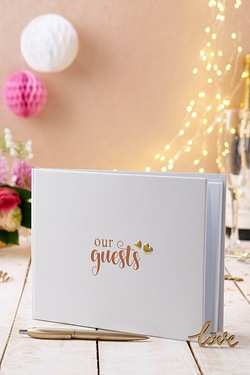 Our Guests Book