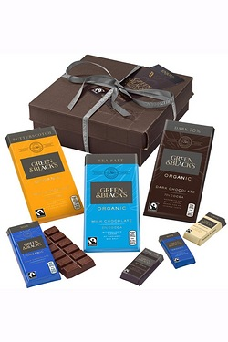 Green and Blacks Chocolate Lovers collection Mini