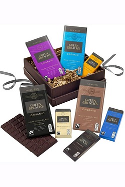 Green and Blacks Chocolate Lovers collection Small