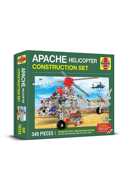 Apache Helicopter Construction Set