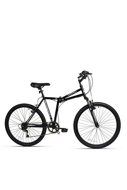 "Muddyfox Compact 26"" Folding Bike"