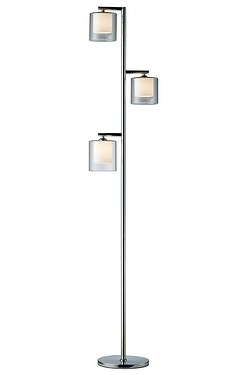 Marcella 3 Light Floor Lamp