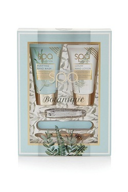 S and G Spa Botanique Hand care Kit