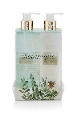 S and G Spa Botanique Luxury Hand care Set