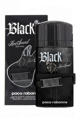 Paco XS Black EDT and Bracelet Gift Set