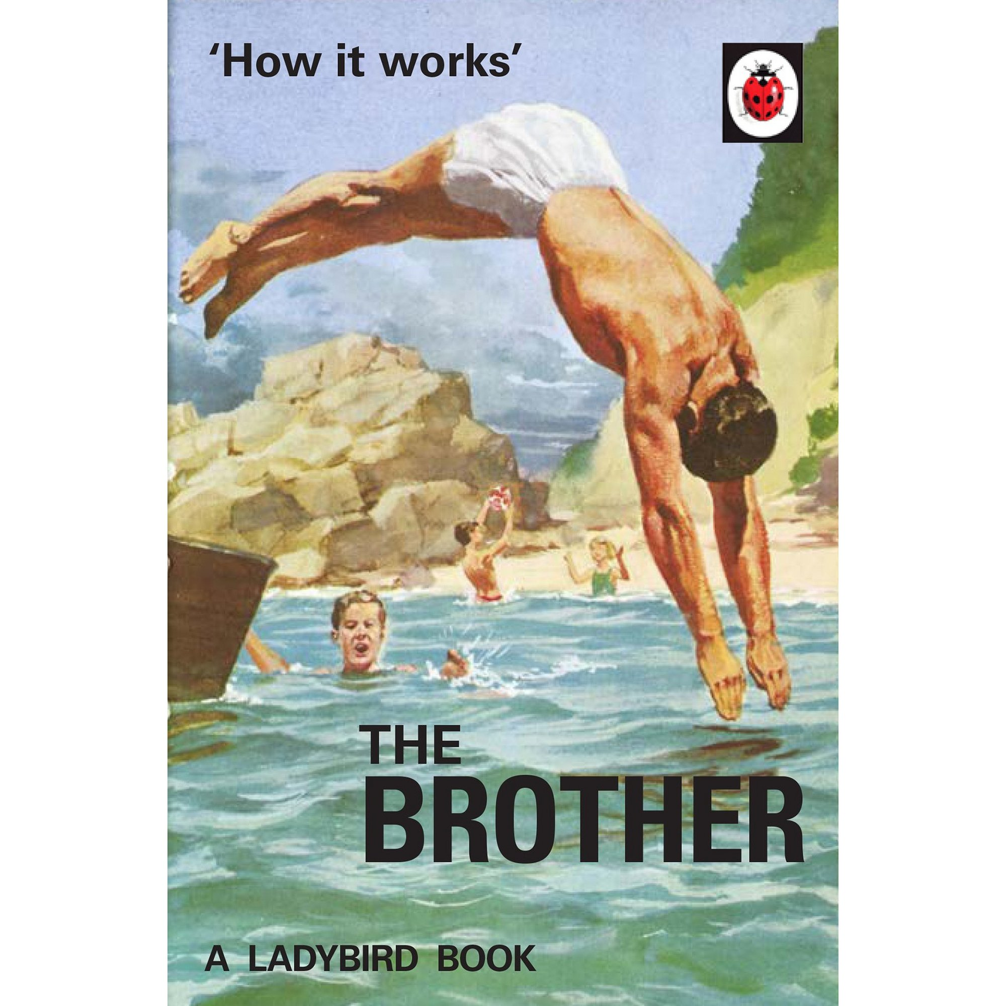 Image of The Ladybird Book of The Brother