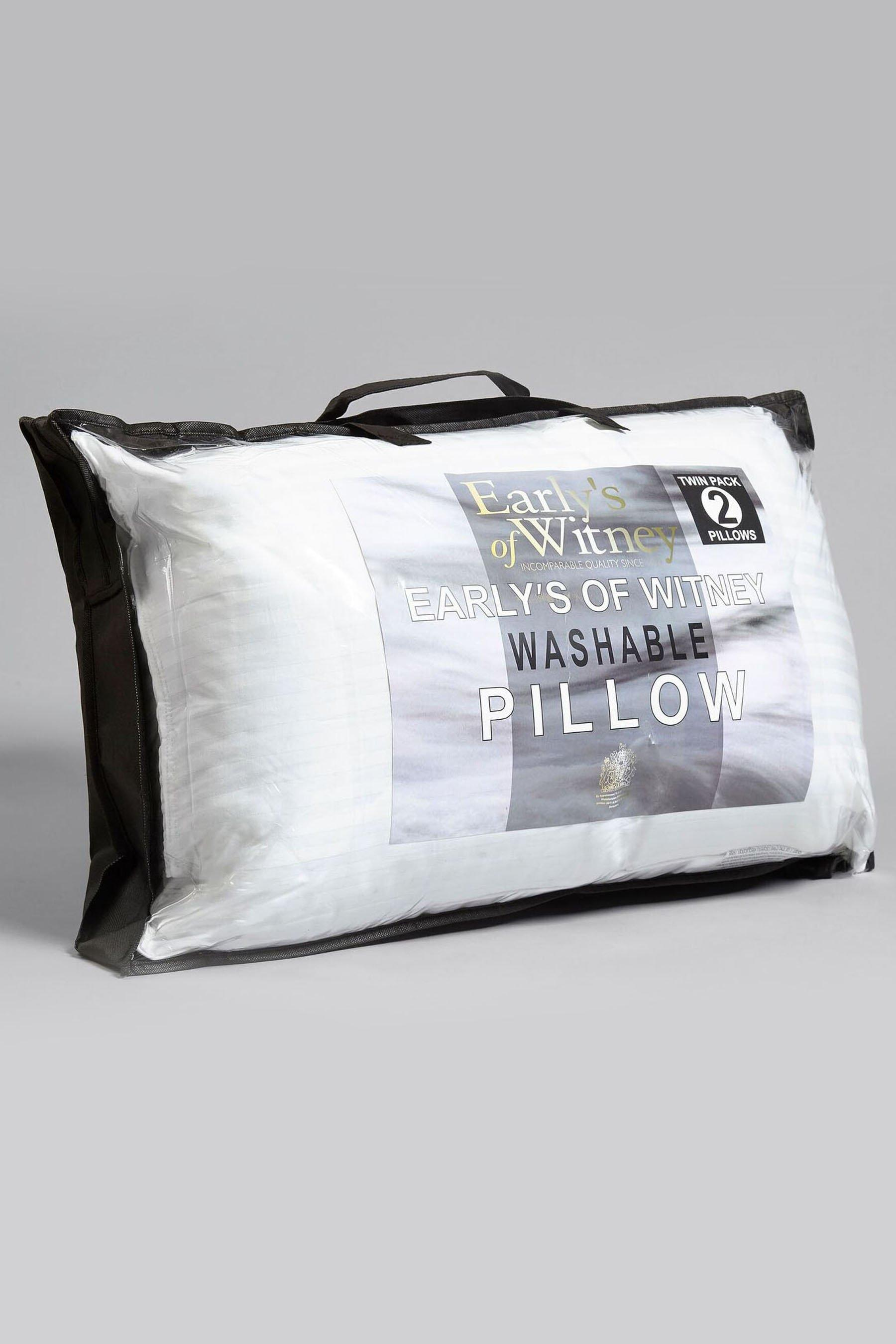 Washable Pillow Pair Earlys of Witney