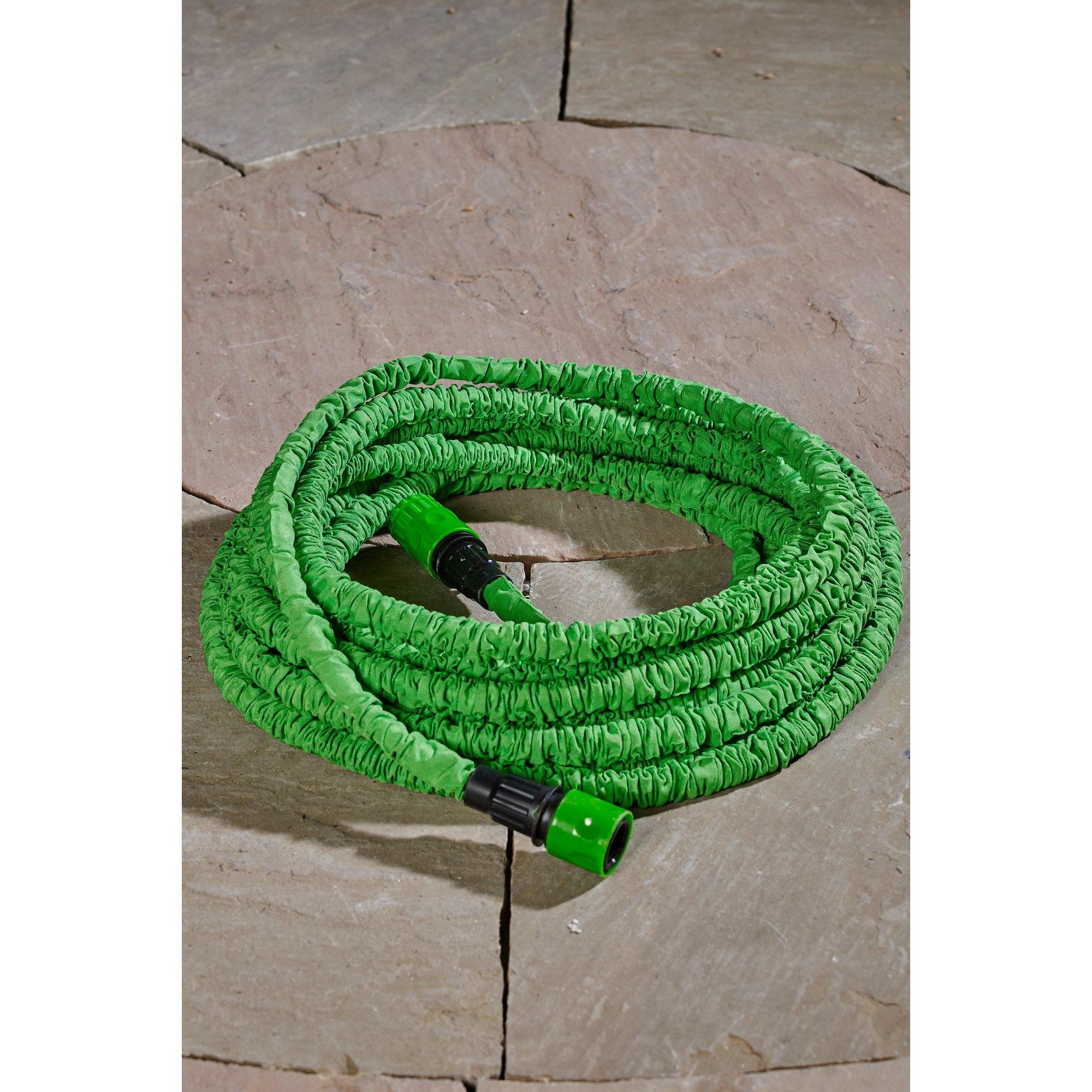 Image of Stretch Garden Hose