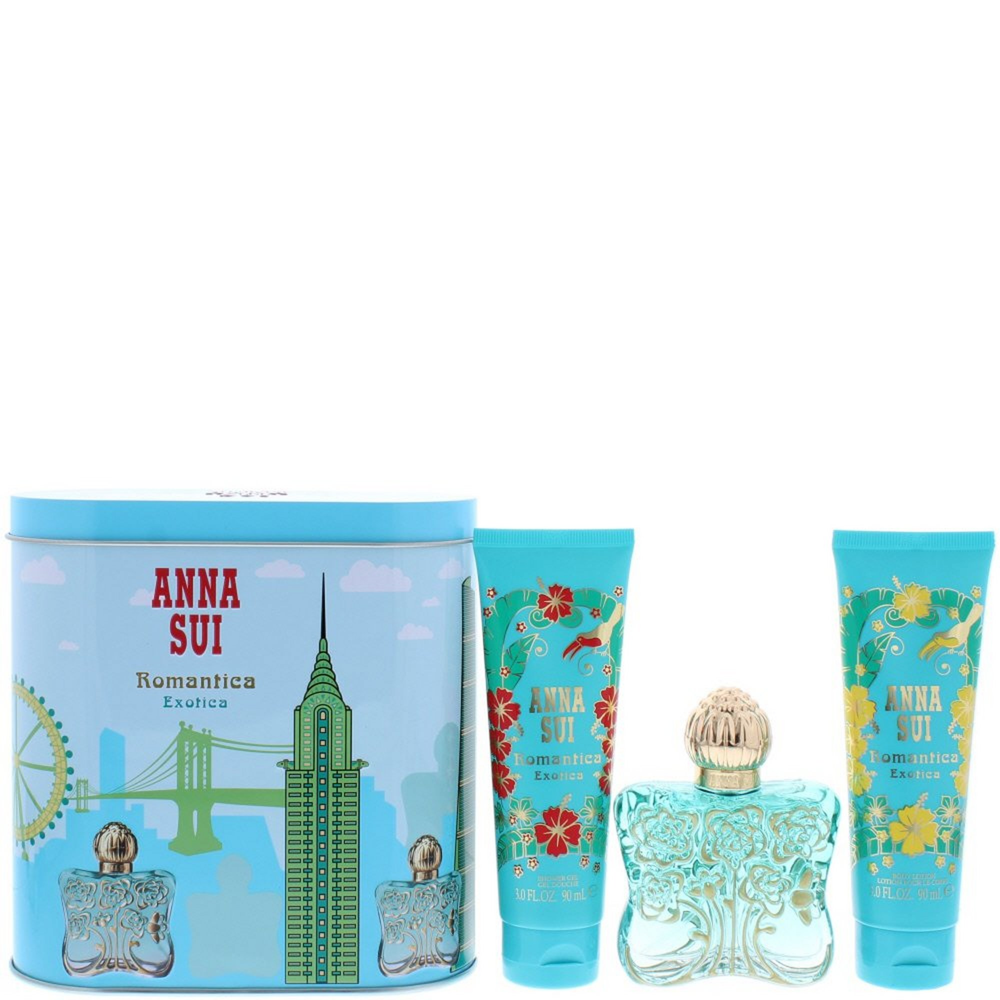 Image of Anna Sui Romantica Exotica 50ml EDT Gift Set