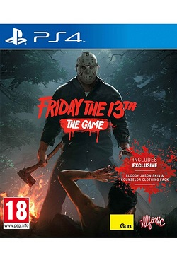 PS4: Friday the 13th