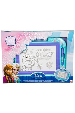 Frozen Magnetic Scribbler