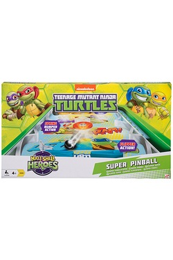 Turtles Half Shell Heroes  Super Pinball