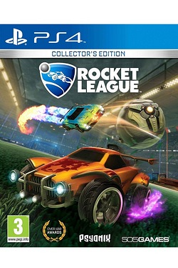 PS4: Rocket League Collectors Edition