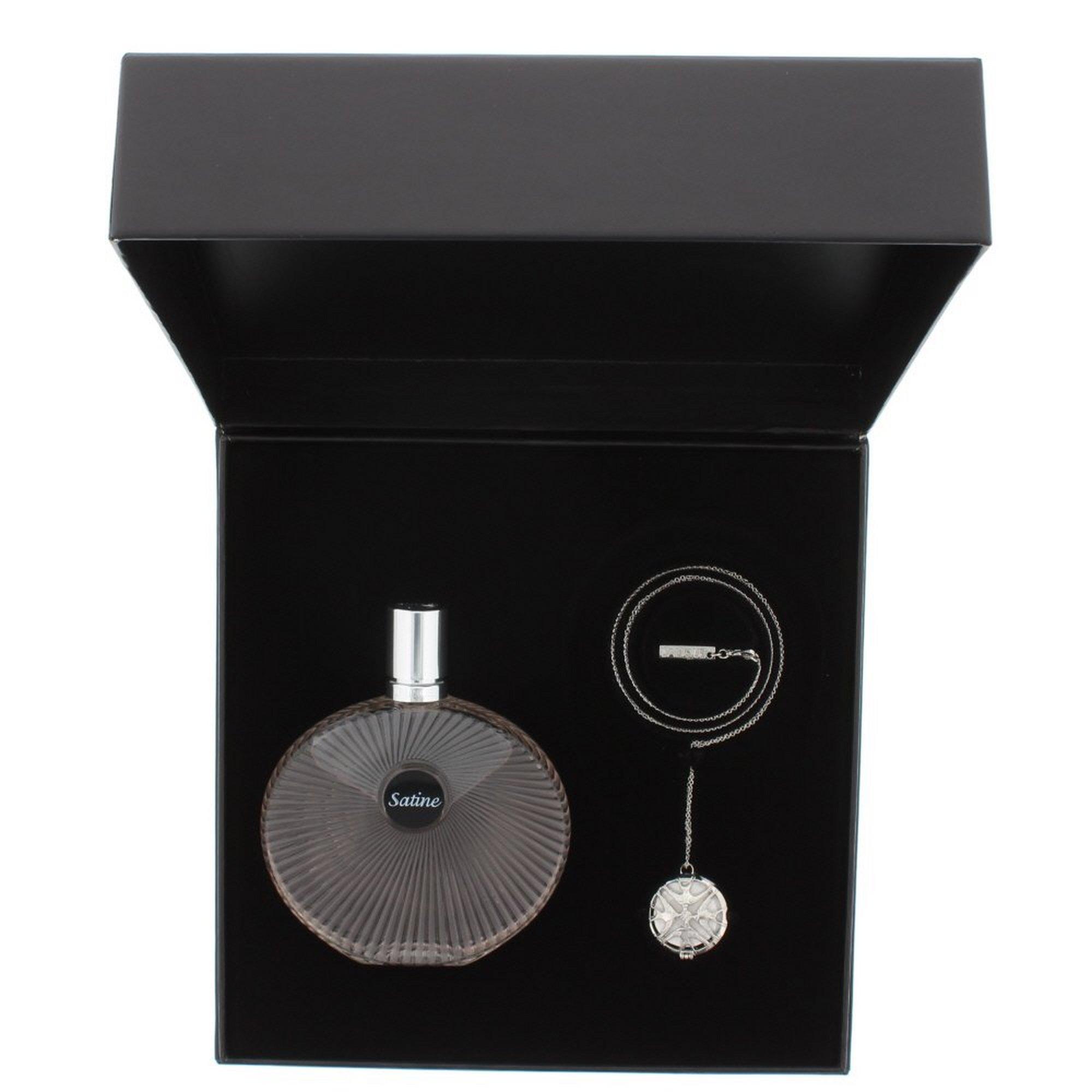 Image of Lalique Satine 100ml EDP Gift Set