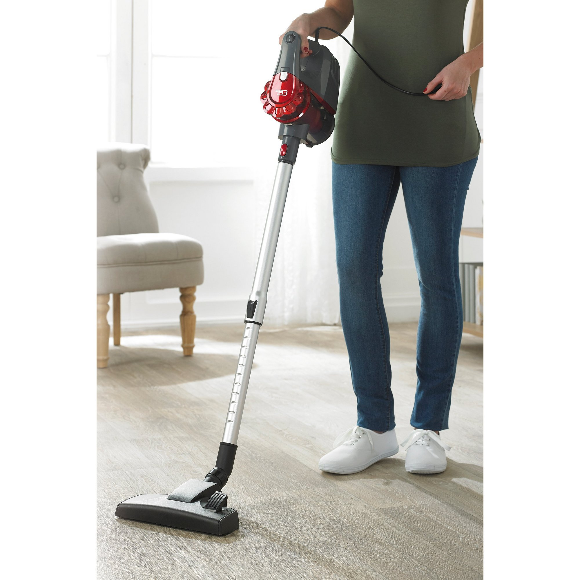Image of 2-in-1 Corded Stick Vac