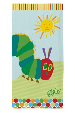 The Very Hungry Caterpillar Sunshine Towel