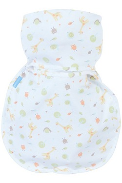 Hip Healthy Swaddle Have a Giraffe