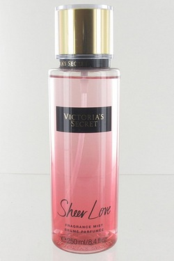 Victorias Secret Body Mist Sheer Love