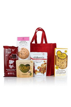 Gluten and Wheat Free Jute Bag