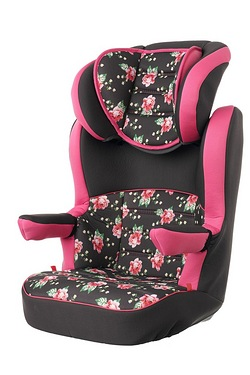Obaby 2-3 High Back Booster Seat
