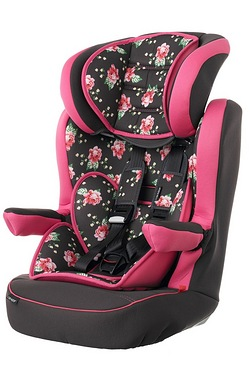 Obaby 1-2-3 High Back Booster Seat