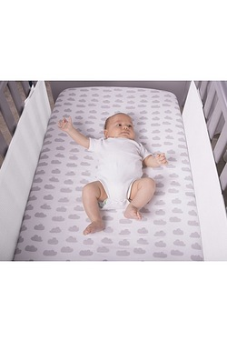 Safe Dreams 2 Sided Cot Wrap