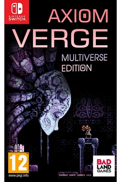 Nintendo Switch: Axiom Verge Multiverse Edition