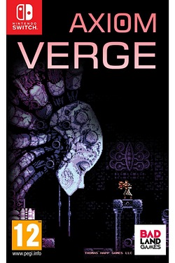Switch: Axiom Verge Standard Edition