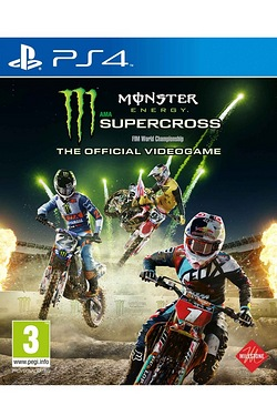 PS4: Monster Energy Supercross