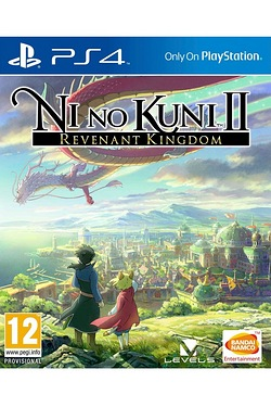 PS4: Ni No Kuni II: Relevant Kingdom