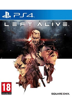 PS4: Left Alive