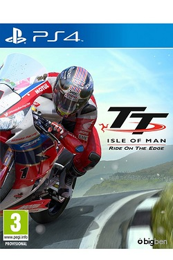 PS4: TT Isle of Man