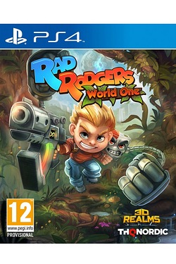PS4: Rad Rodgers