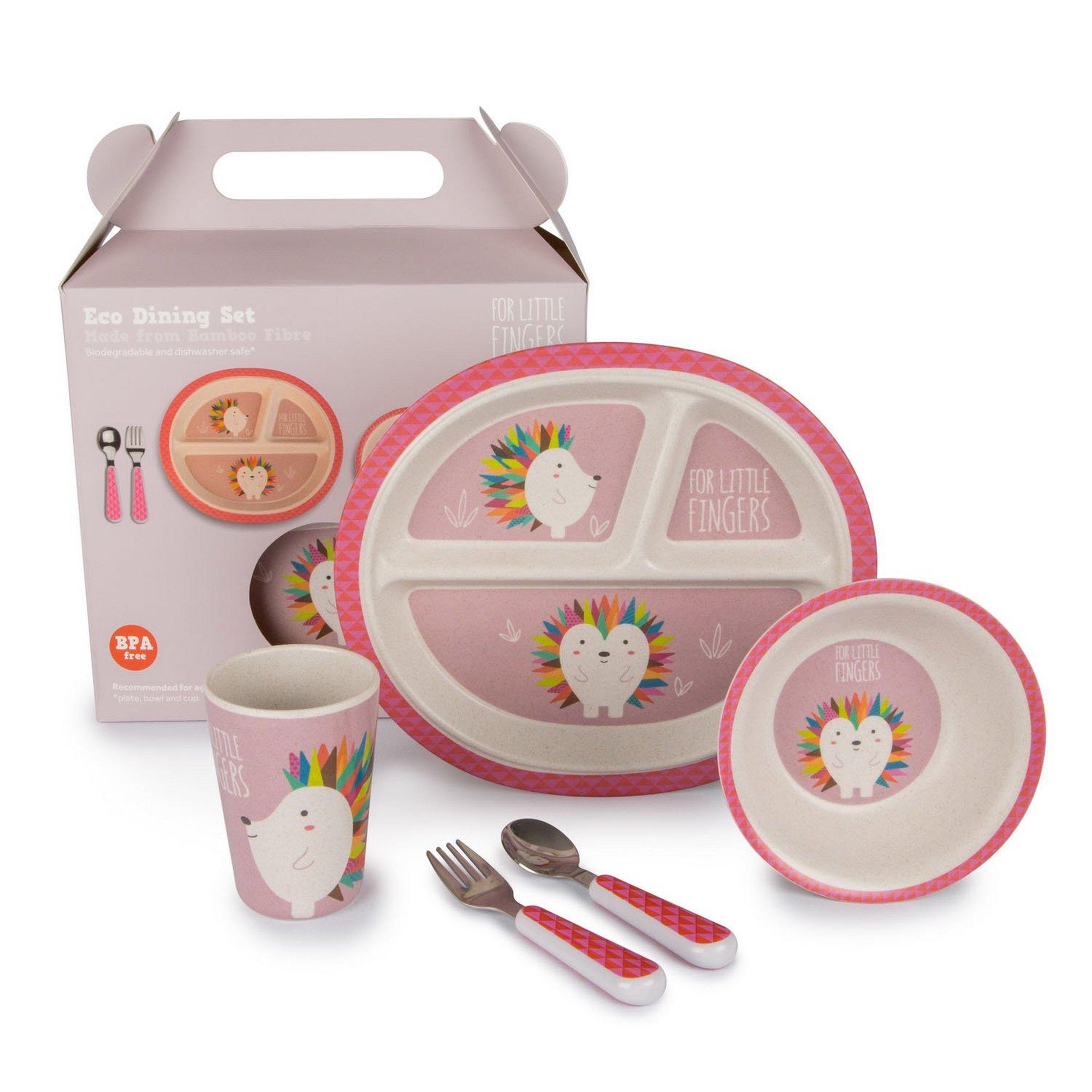 Image of For Little Fingers Dinner Set