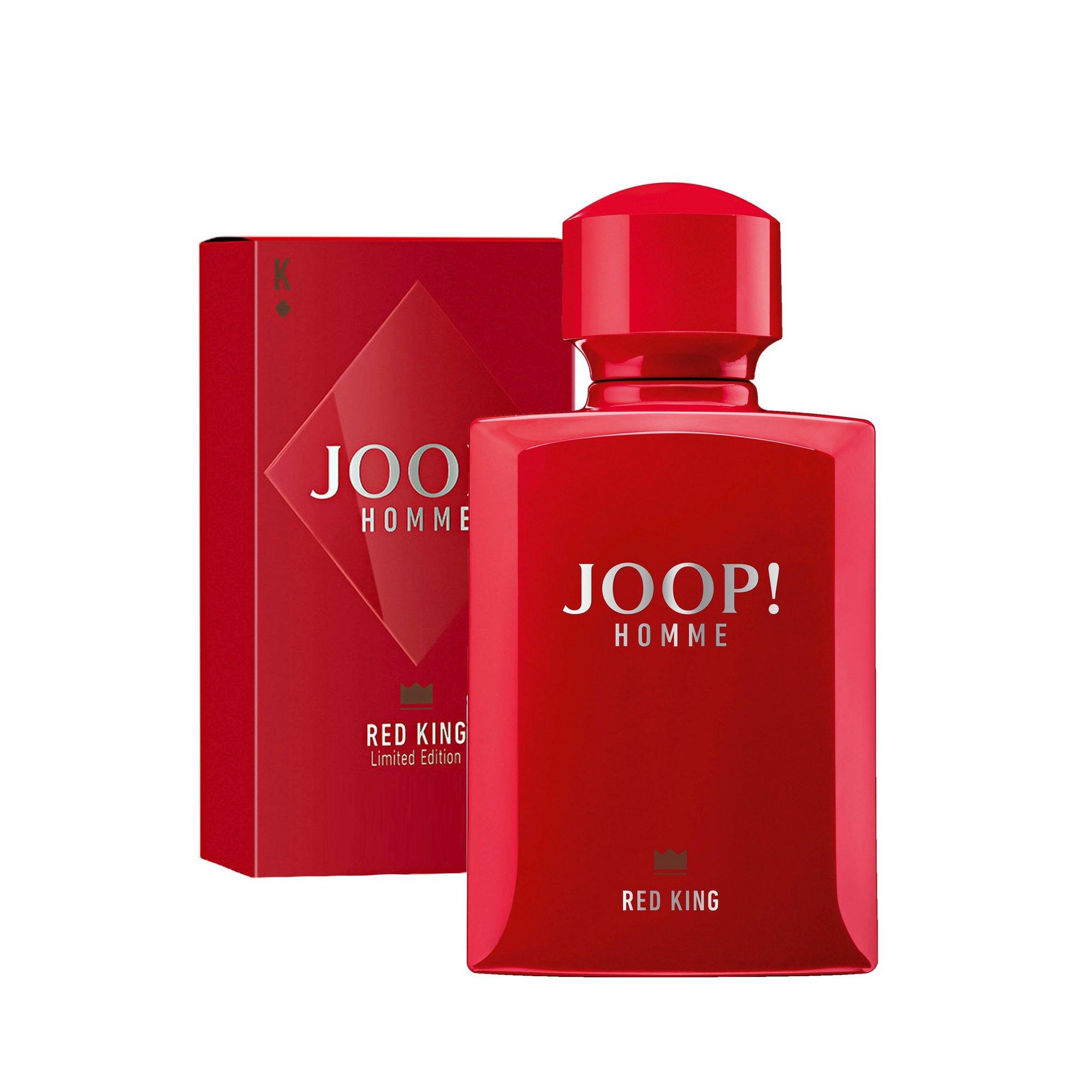 Image of Joop! Homme Red King 125ml EDT