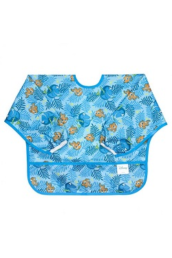 Bumkins Sleeved Bibs -Finding Dory