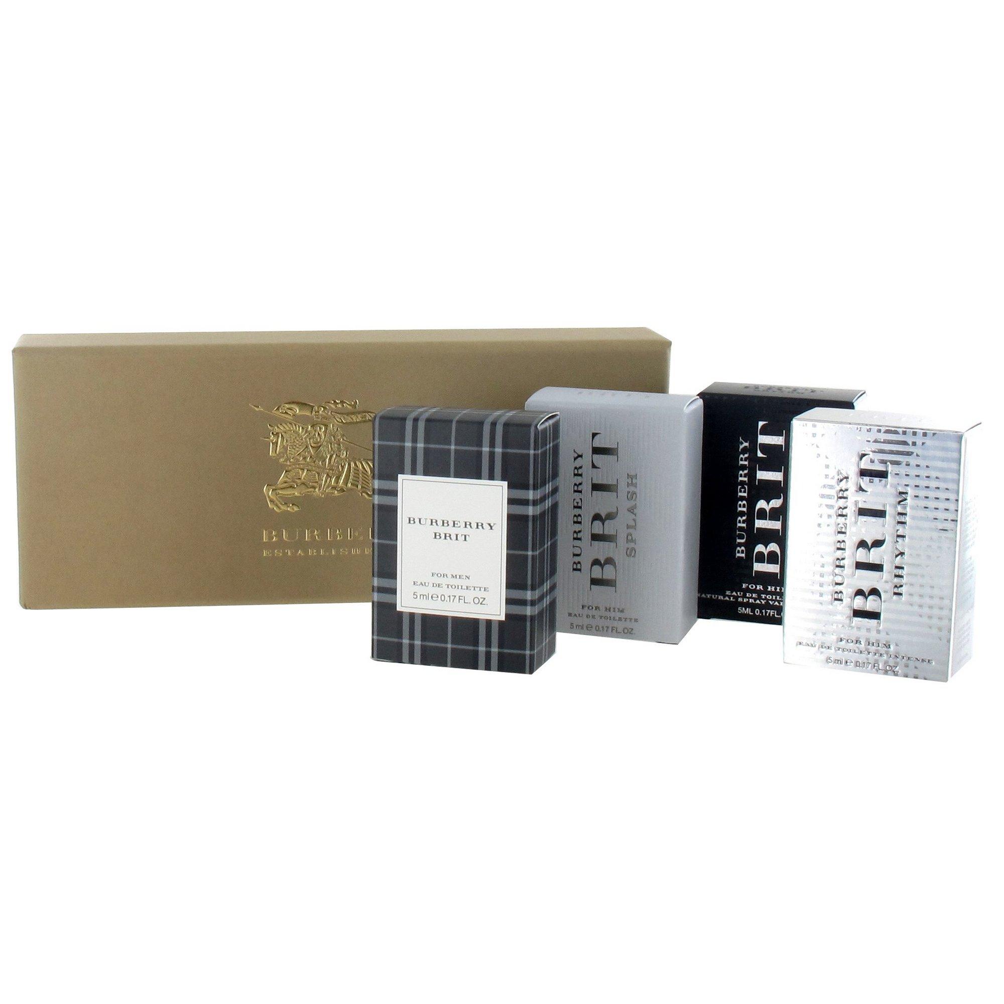 Image of Burberry Man Mini Fragrance Gift Set