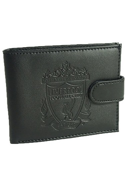 Liverpool Embossed Leather Wallet