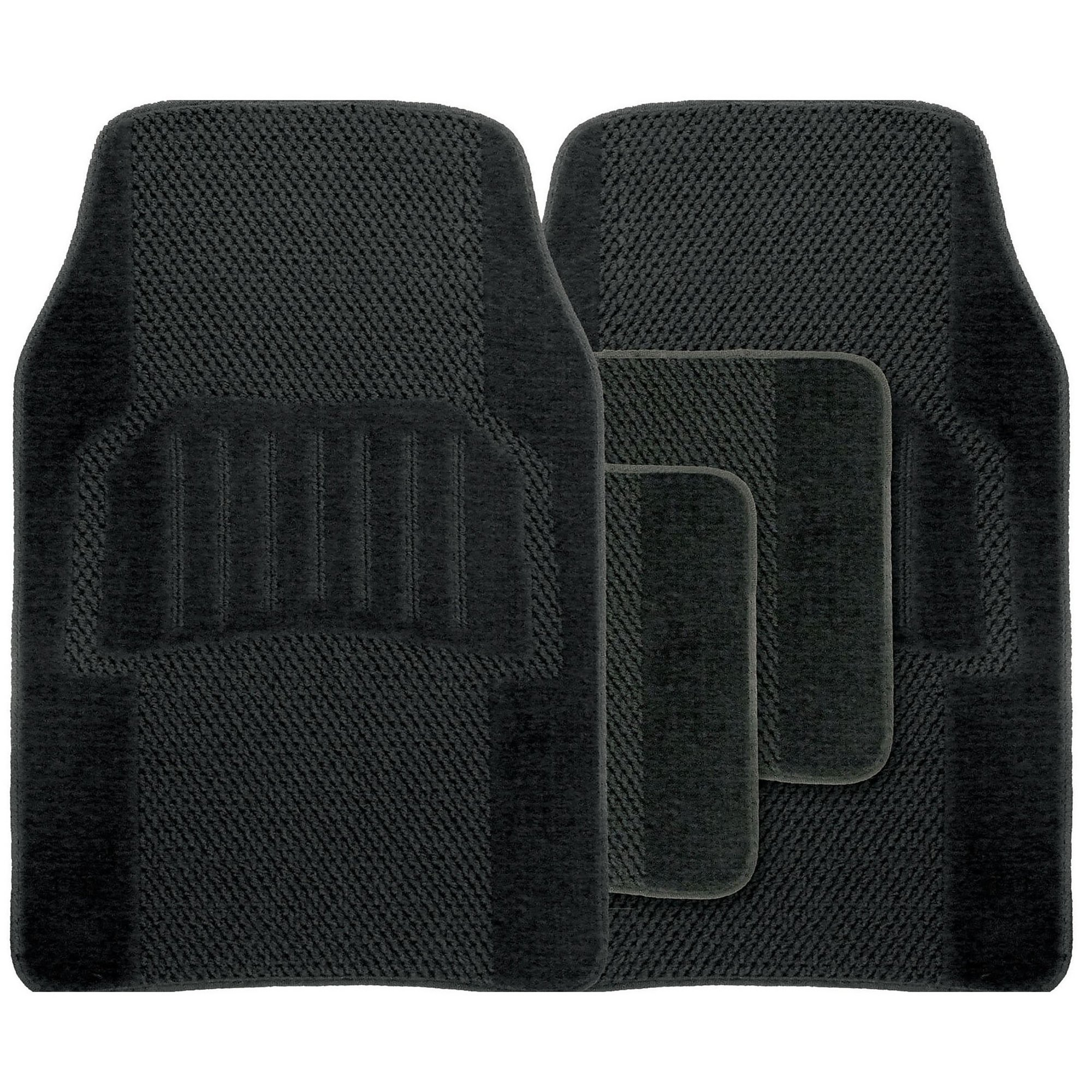 Image of Premium Carpet Car Mat Set with Stain Protector