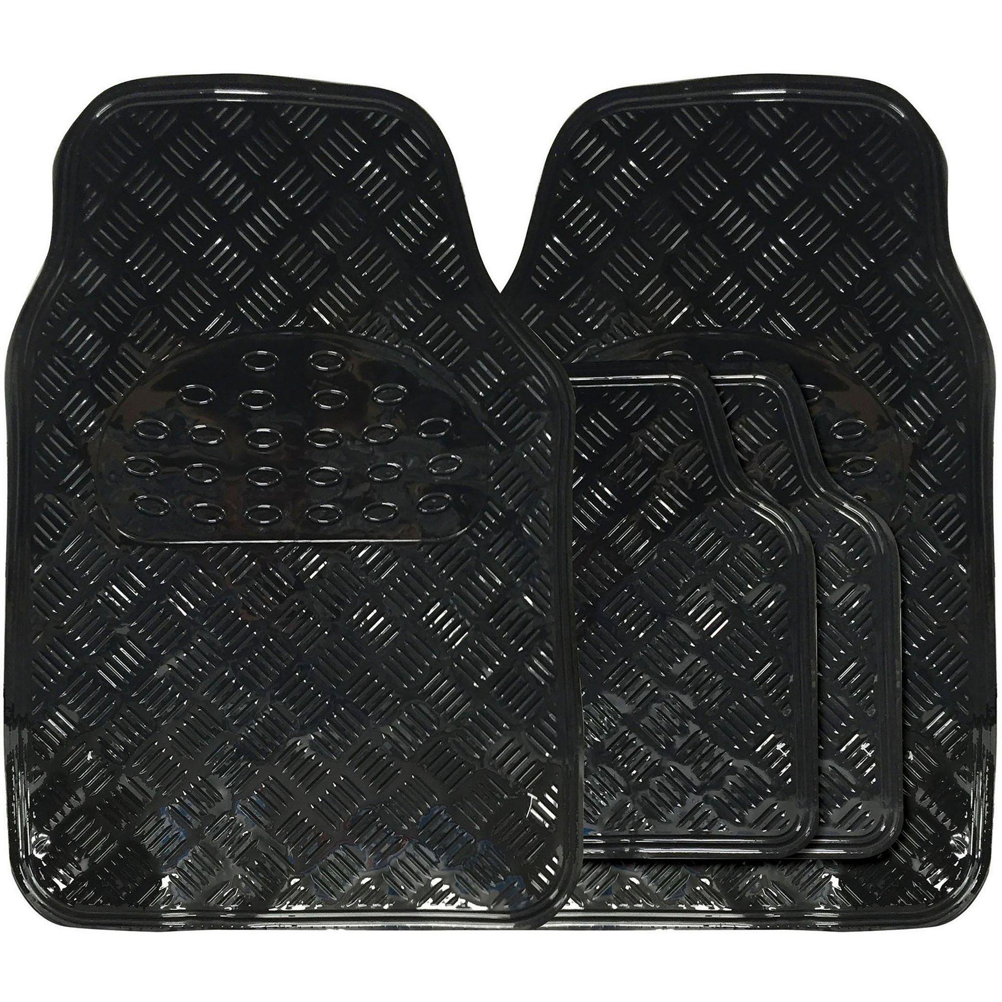 Image of Checker Plate Mat Set