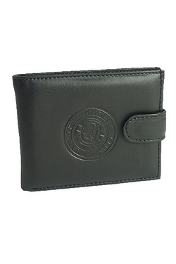Rangers Embossed Leather Wallet